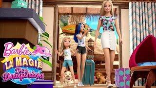 Le meilleur hôtel de tous les temps !   Barbie La Magie des dauphins   @Barbie Français