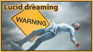 😈 THE 10 WORST Things To Do In Lucid Dreams 😈
