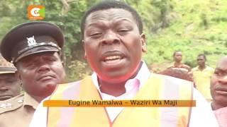 Raila apinga mradi wa maji wa Itare