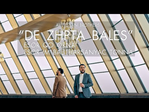 Ara & Alik Avetisyanner - De zhpta bales