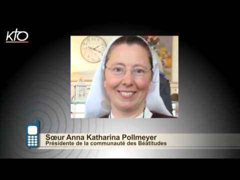 #PrayForParis - Soeur Anna Katharina Pollmeyer