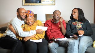 NEVER HAVE I EVER WITH NJUGUSH & WAKAVINYE | THE WAJESUS FAMILY