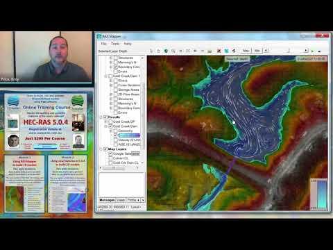 HEC-RAS Online Courses: 1D & 2D - YouTube