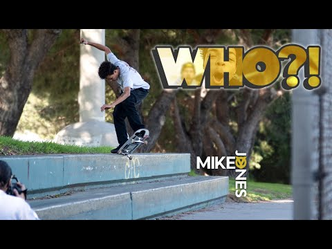 preview image for WHO? Mikey Jones!