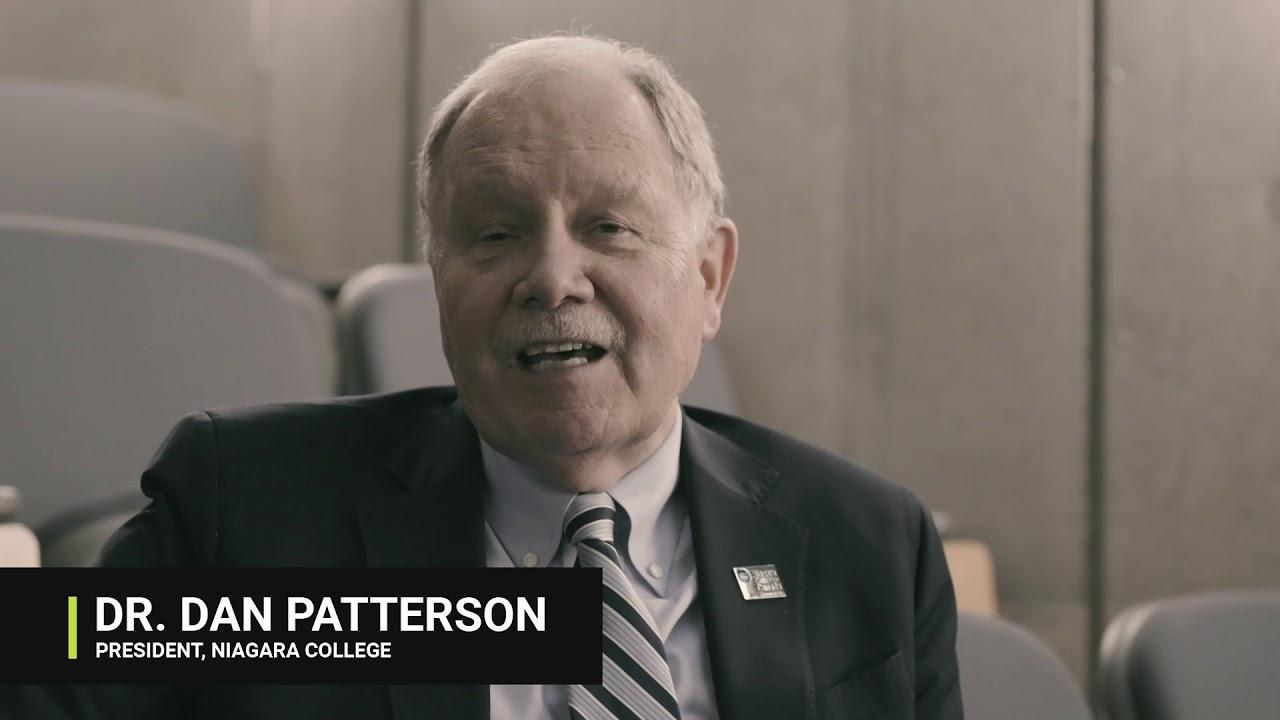 Dr Dan Patterson testimonial