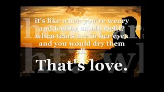 Love Always Command - Roberta Flack (lyrics)