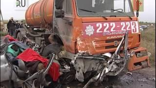 Без шансов: в Кургане в дорожной аварии погибли четыре человека 18+