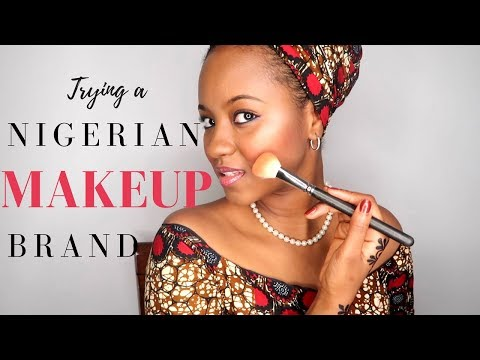 OMG YES, A NIGERIAN MAKEUP BRAND