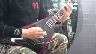 Children Of Bodom Shovel Knockout Guitar Cover