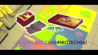 SPOT RECOMENDACIONES ANTE USO DE PIROTECNIA
