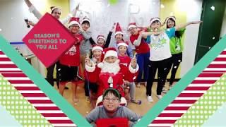 2018 聖誕佳節快樂!!!