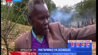 Naibu wa rais William Ruto azuru magharibi mwa nchi kutafuta kura za uchaguzi: Mbiu ya KTN