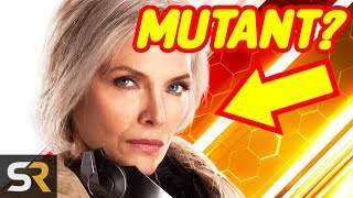 Marvel Theory: Is Janet van Dyne the First MCU X-MEN?