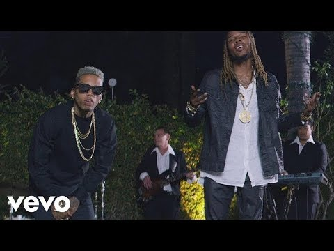 Roberto Kel Torres - Kid Ink — Promise ft. Fetty Wap