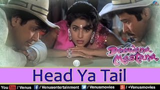 Head Ya Tail Full Video Song : Deewana Mastana | Govinda, Anil Kapoor, Juhi Chawla |