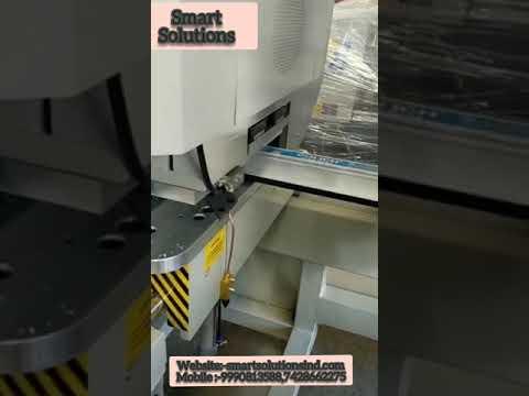 Seamless Double Head Welding Machine