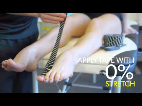 Masaż stóp płasko koślawe wideo