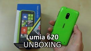 Unboxing: Nokia Lumia 620   SwagTab