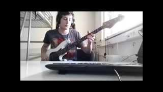 Anti flag - we want to be free (bass cover)