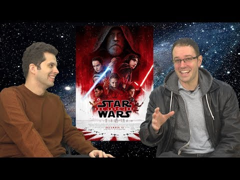 Star Wars: The Last Jedi – Movie review (Spoiler section)