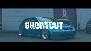 VW Golf MK4 Jubi Stance | Messer Wheels | Shortcut