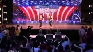 America got talent BEST AUDITION EVER - Nuttin but stringz - Amazing violin.flv