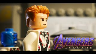 Avengers: Endgame Trailer 2 In LEGO