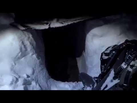 Winter Bivouac and Testing new Gear, Biwak in much Snow!