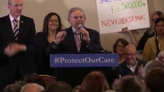 Menendez: This is a Fight for Our Lives