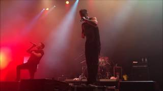 Fom Ashes To New Same Old Story live at Rock im Park 2016