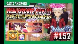 New Title Saint, Misty Corridor Castle Show, Emblem 90 Sakura Chapter Gameplay Laplace M #157