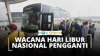 Mudik Dilarang, Presiden Jokowi Usul Hari Libur Nasional Pengganti setelah Idul Fitri