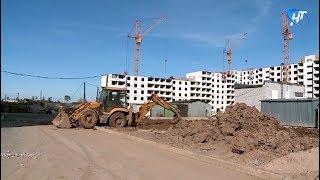 В преддверии Дня строителя новгородские компании подводят итоги полугодия