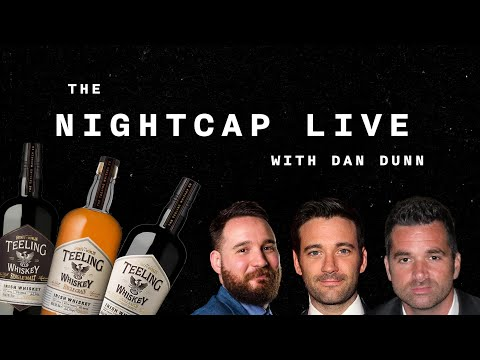 Taste Teeling Whiskey with Colin Donnell | NightCap Live