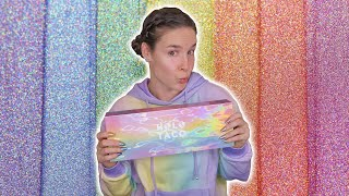 Holo Taco PASTEL RAINBOW COLLECTION REVEAL🌈😱 thumbnail