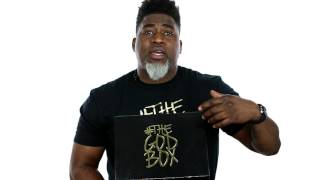 "David Banner Unboxes ""The God Box"" Boxes"