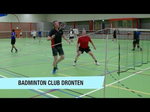 Do It in Dronten | Een maand lang gratis badmintonnen met de Pas van Dronten