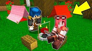 Minecraft ITA - Vacanza in CAMPEGGIO!!