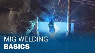 MIG Welding Basics Video