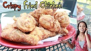 Crispy Fried Chicken | ታዋቂ የዶሮ ጥብስ | Southern Fried Chicken | Ethiopian Beauty |