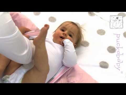 puckababy® The Bag | Baby- und Kinderschlafsack für alle Jahreszeiten | babyzeiten.de