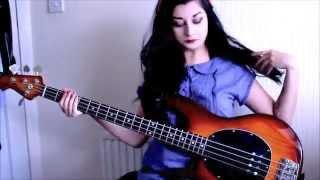 R U Mine? - Arctic Monkeys [BASS COVER]