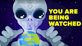 Scientists Submit Actual Proof Aliens Are Watching You Right Now