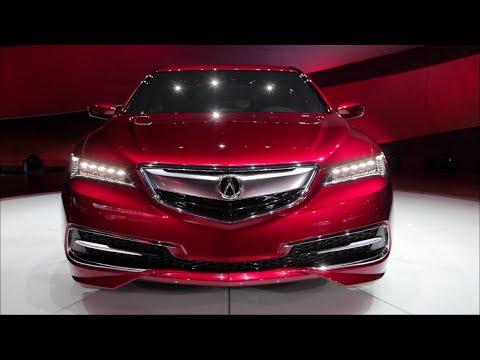 2015 Acura TLX - 2014 Detroit Auto Show