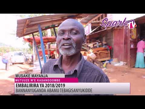 Bannayuganda Boogedde Ku Mbalirira Y'omwaka 2018/19