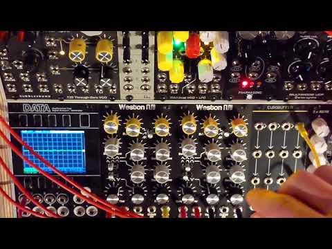 Weston Precision Audio gives us a Kick, Bass and DR-110