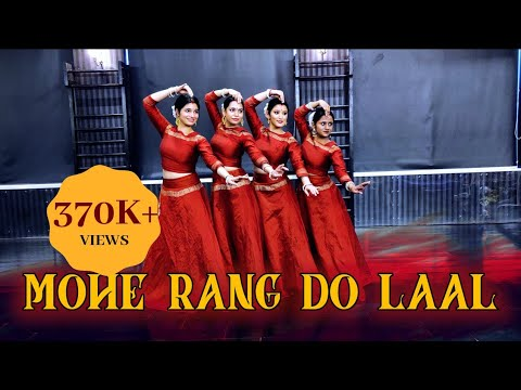 Mohe Rang Do Laal | Bajirao Mastani | Sneha Kapoor's Institute of Dance
