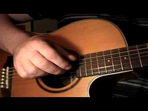 Guitar lesson finger picking - beginning to advanced - By Gary Hutchings