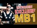 Interview exclusif avec MB1 | كون بقا ديزي دروس هنا كون دار فراشة يبيع ف...