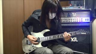 Children Of Bodom - Mask Of Sanity guitar cover